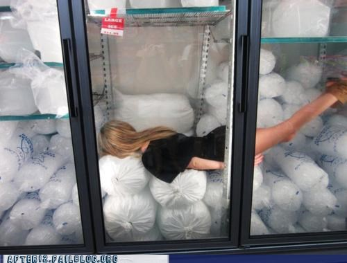 ice,passed out,Planking
