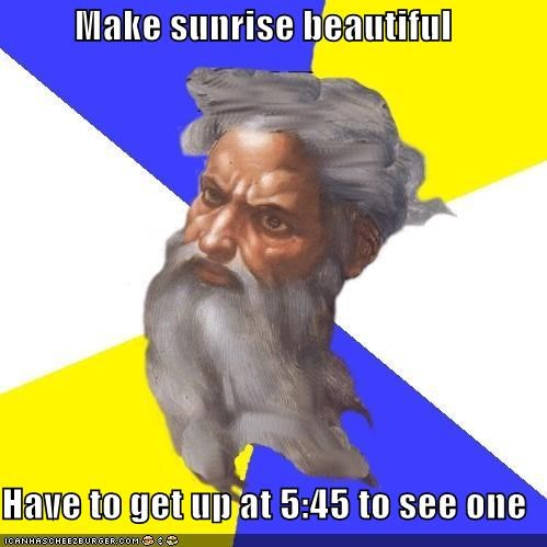 beauty,beholder,eye,morning,sleep,sunrise,Troll God