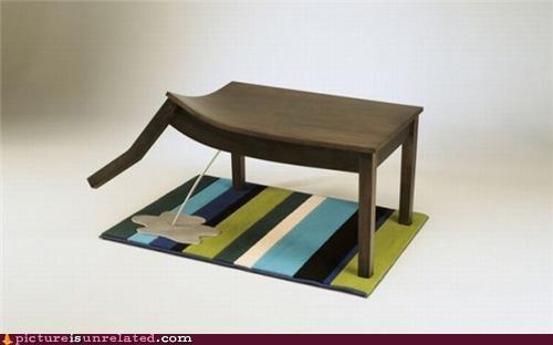 art,pee,table,unfortunate,wtf