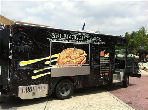 Star Wars Food Truck of the Day