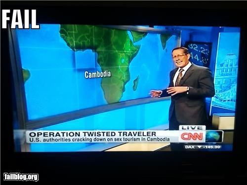 CNN Geography FAIL