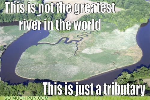 The Greatest is the Nile, DUH!