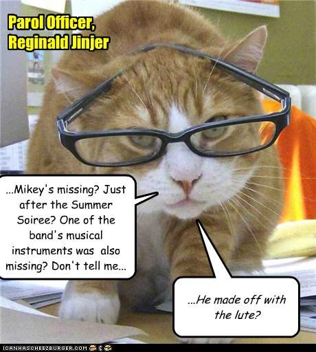 Mikey the Cat-Burglar at Kamp KuppyKakes Part 2