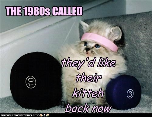 THE 1980s CALLED