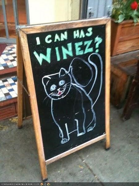 alcohol,drawing,happycat,i can has,IRL,signs,wine