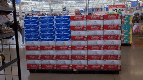 American Flag Display WIN