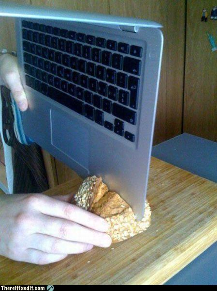 The Best Use For a Mac Yet!