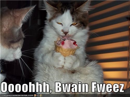 Oooohhh, Bwain Fweez