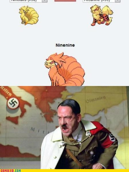 That's a No No, Hitler