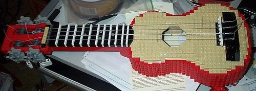 Lego Ukelele of the Day