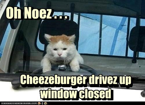 Plz drive up..not