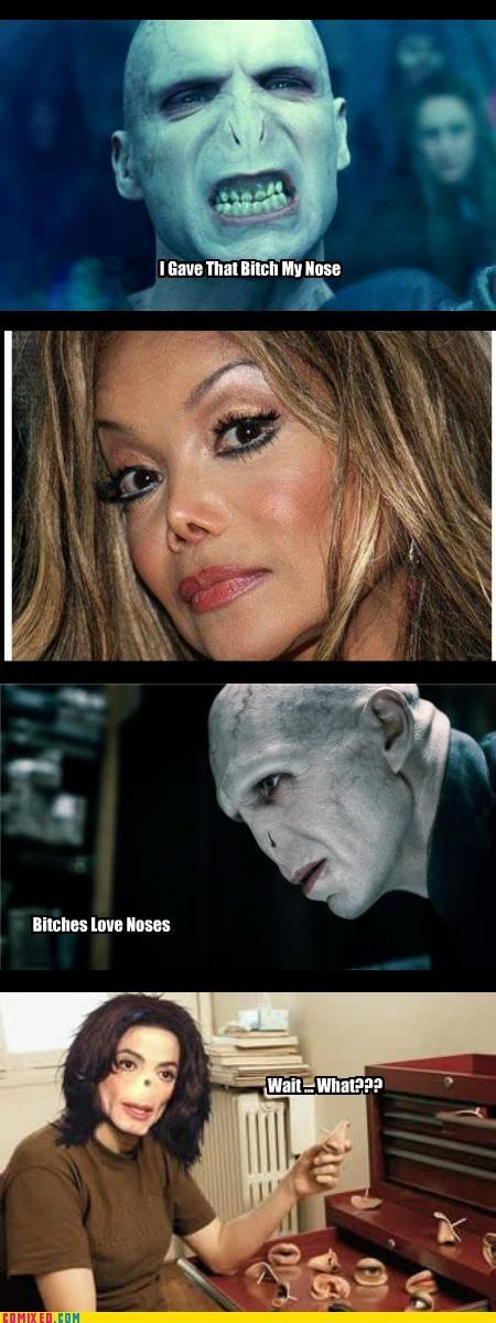 Voldemort's Soft Side