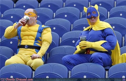 Dressed to Win: Superfans