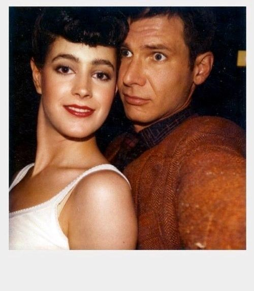 Sean Young Polaroids of the Day