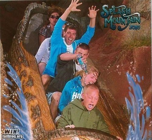 Splash Mountain WIN
