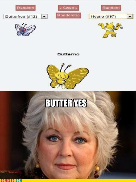 Paula Dean Wants to Fight