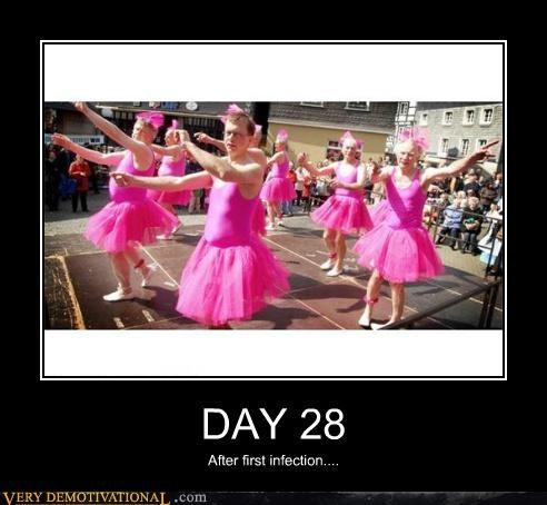 28 days later,ballerinas,cross eyed,hilarious,Movie,zombie