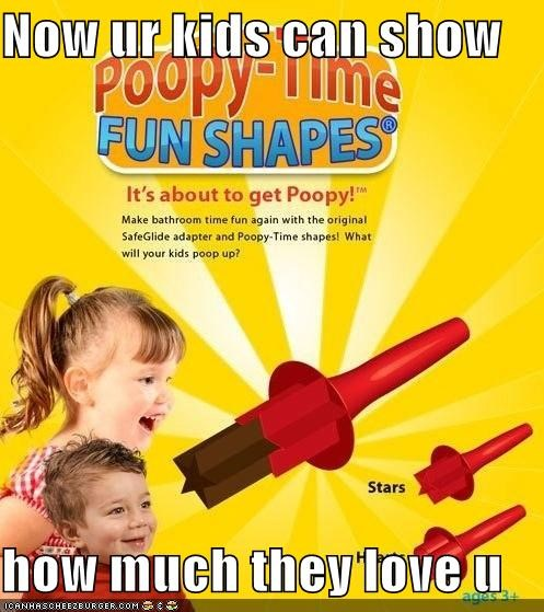 Now ur kids can show  how much they love u