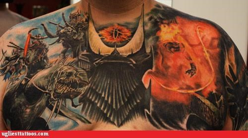 Tattoo Fail or Epic Win?
