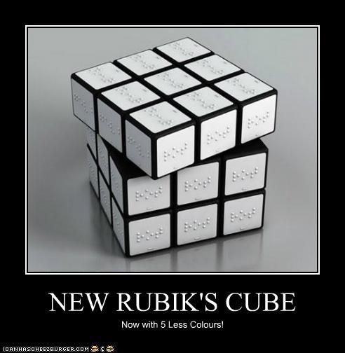 NEW RUBIK'S CUBE
