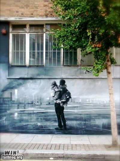 Awesome Graffiti Scene WIN