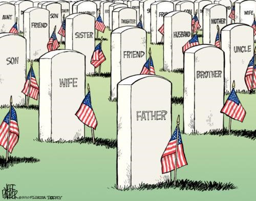 Memorial Day of the Day