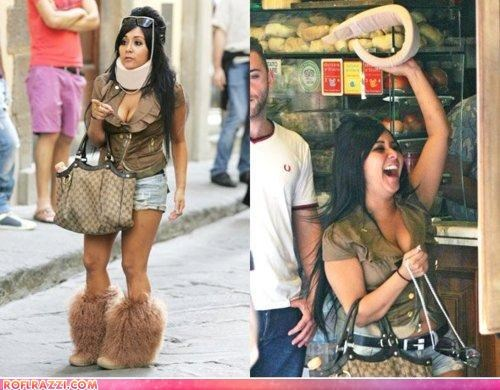 Bad News Everyone, Snooki Is Fine