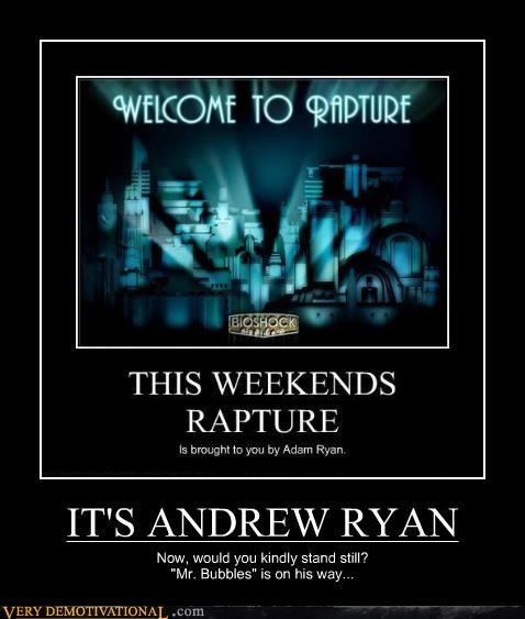 IT'S ANDREW RYAN