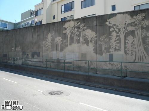 Hacked IRL: Reverse Graffiti