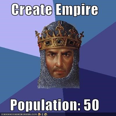 Create Empire  Population: 50
