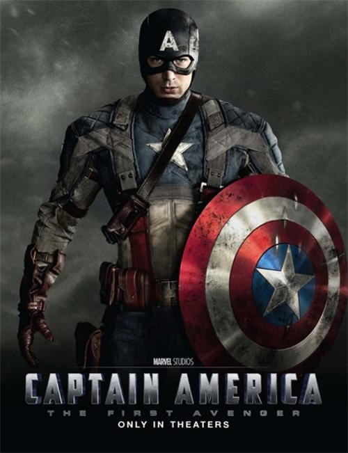 Captain America Poster of the Day