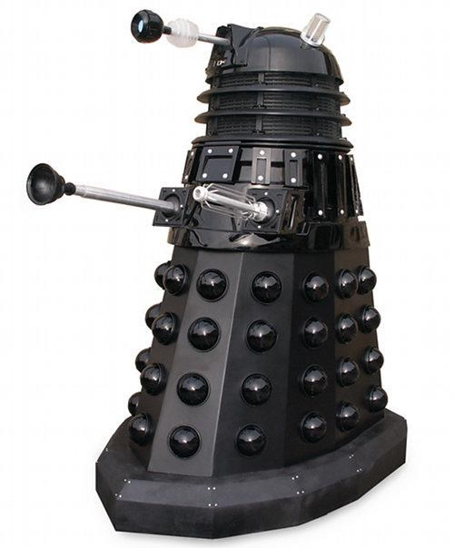 Official Dalek Replicas of the Day