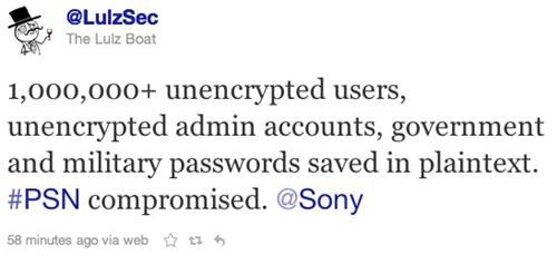 Sony Hack of the Day