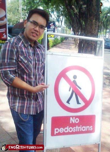 engrish,pedestrians,pedobear