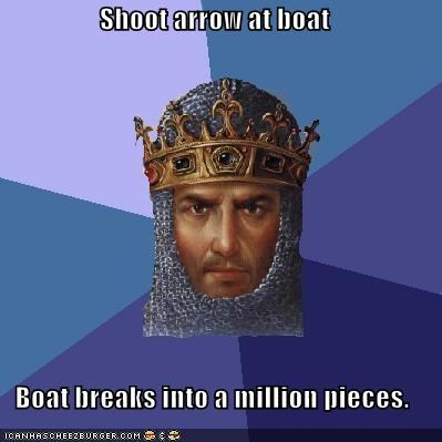 age of empires,arrow,boat,video games,weapons