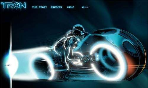 Tron: Legacy Graphic Novel of the Day