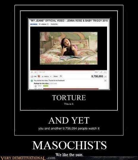 horrible,masochists,Music,pain,Terrifying,youtube