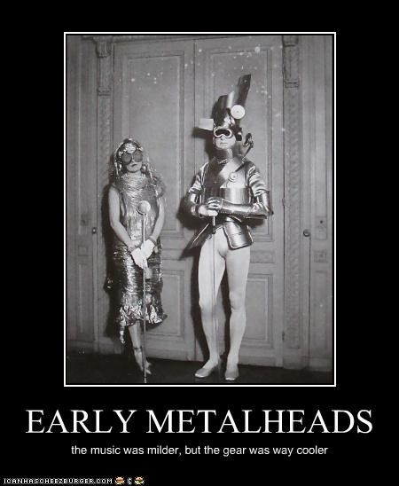 EARLY METALHEADS