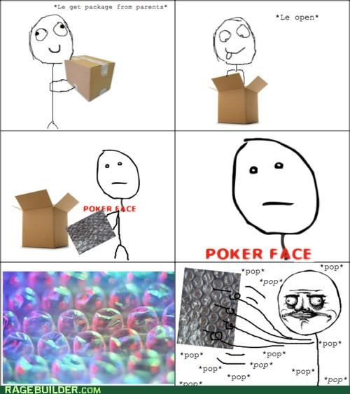 bubble wrap,me gusta,package,Rage Comics