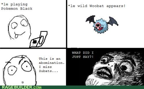 Hipstermon: I Liked Zubats Before There Were Woobats