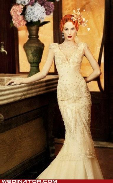 bridal fashion,funny wedding photos,Hall of Fame,Historical,pretty or not,wedding fashion
