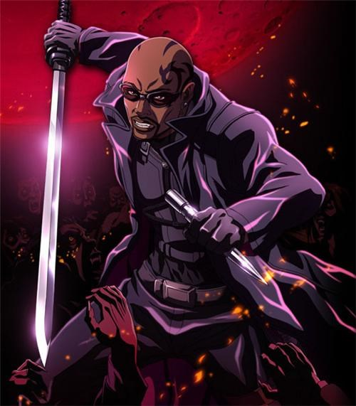 Blade Anime of the Day