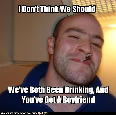 Good Guy Greg: Future Best Man