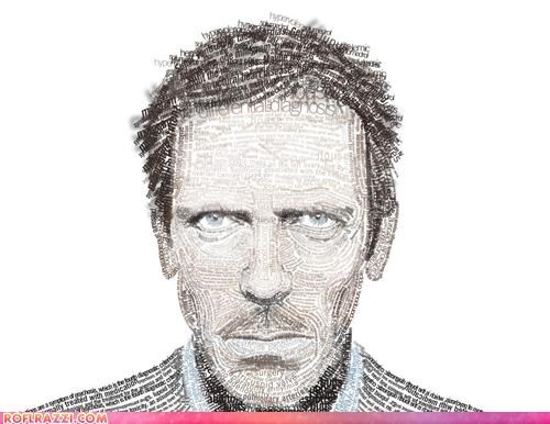actor,art,celeb,cool,Hall of Fame,hugh laurie