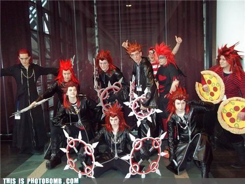 anime,comicon,convention,costume,waldo