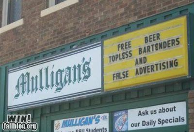 advertisement,marquee,sign,truth