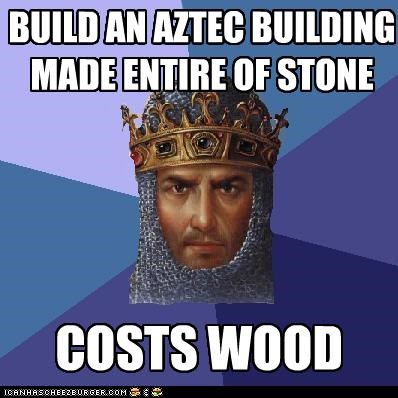 age of empires,aztec,stone,video games,wizard,wood