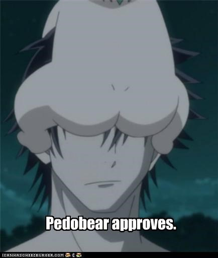 Pedobear approves.