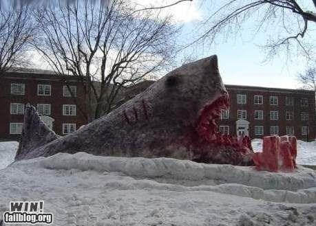 Snow Sculpture WIN
