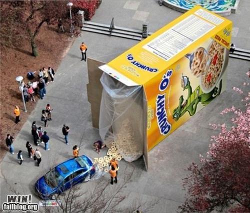 art,breakfast,cereal,giant,team breakfast food